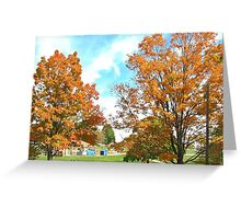 Fall 2012 Collection 12 Greeting Card