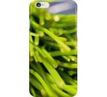 Green Herbs iPhone Case/Skin