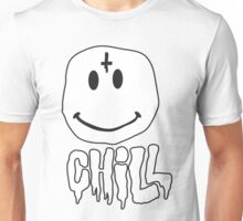 Chill Smiley  Unisex T-Shirt