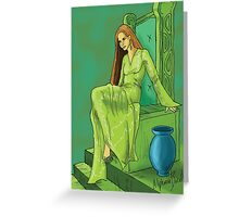 Emerald Palace Greeting Card