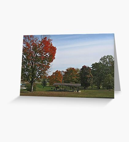 Fall 2012 Collection 23 Greeting Card