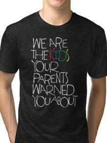 K.I.D.S Tri-blend T-Shirt