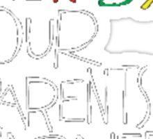 K.I.D.S Sticker