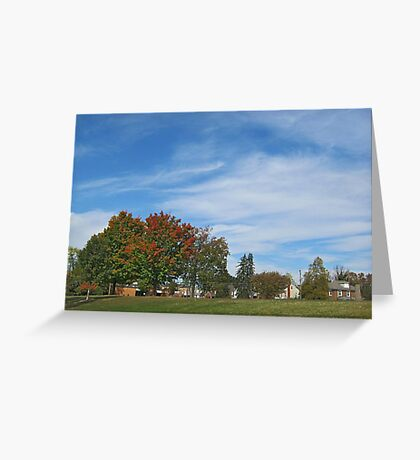 Fall 2012 Collection 30 Greeting Card