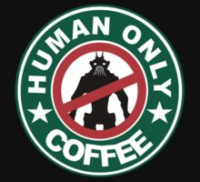 Human only coffee by yebouk