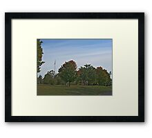 Fall 2012 Collection 32 Framed Print