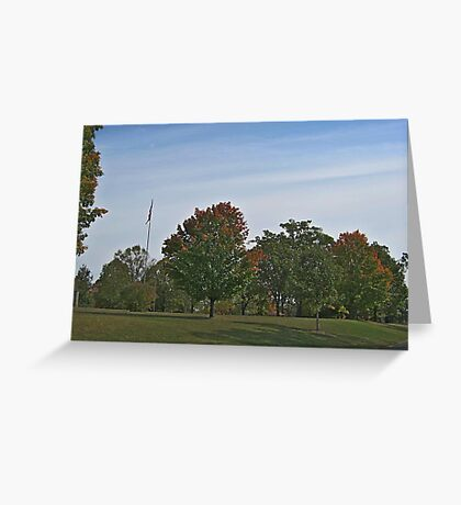 Fall 2012 Collection 32 Greeting Card