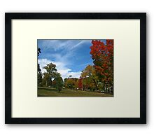 Fall 2012 Collection 42 Framed Print