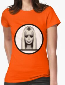 barbie tee Womens Fitted T-Shirt