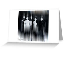 Arkaik Interview by MetalNews Greeting Card