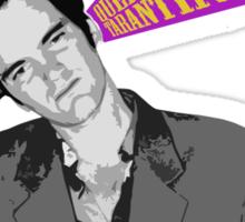 Quentin Tarantino Sticker