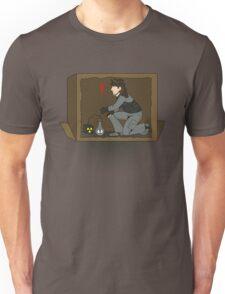 Schrodinger's Snake Unisex T-Shirt