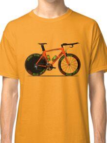 Time Trial Bike Classic T-Shirt
