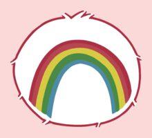 Cheerbear - Carebears - Cartoon Logo Kids Tee