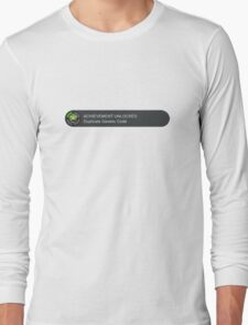 Acheivement unlocked - Duplicate Genetic Code Long Sleeve T-Shirt