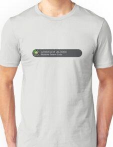 Acheivement unlocked - Duplicate Genetic Code Unisex T-Shirt