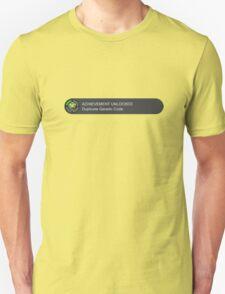 Acheivement unlocked - Duplicate Genetic Code T-Shirt