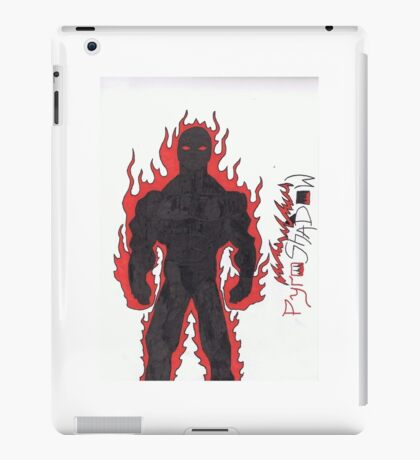 PyroShadow iPad Case/Skin