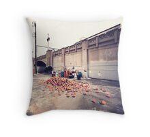 63 Throw Pillow