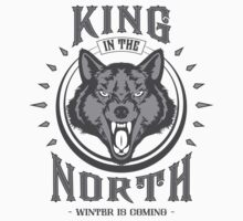 King In The North Kids Clothes