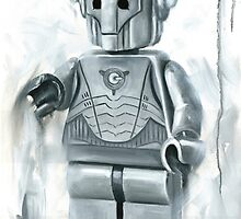 Cyberman by Deborah Cauchi