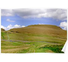 The Ascent of Mam Tor  Poster