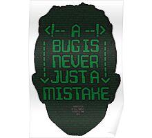 Debugging Poster