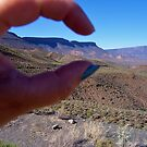 A pinch of mountain.. by Karen01