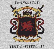 Thankks for Visit Latveria!! by imnotsatan