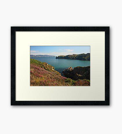 Fanad Framed Print