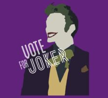 vote for joker! tee by hispurplegloves