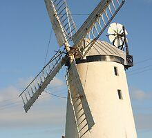 Ballycopeland Windmill by Adrian McGlynn