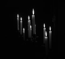 Candles by HJRobertson