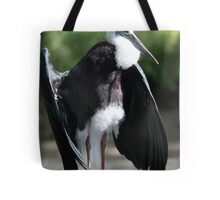 Woolly Necked Stalk Tote Bag