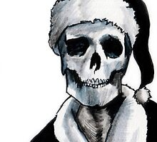 Blackest Ever Black Xmas by Zombie Rust