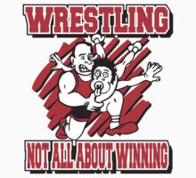 Wrestling by SportsT-Shirts