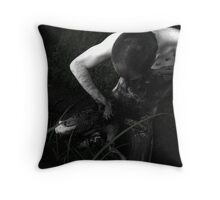 Wallowing Forty Six Throw Pillow