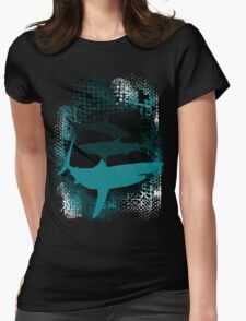 Infested Waters Womens Fitted T-Shirt