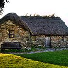 Leanach Cottage by derekbeattie
