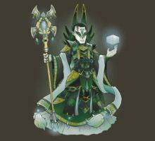 Loki- Emperor Style  by pagebranson