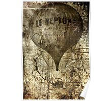 Le Neptune Poster