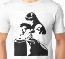 Half Asleep In A Hall Of Mirrors Unisex T-Shirt