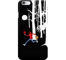"""""""What a big heart I have."""" iPhone Case/Skin"""