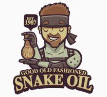 Snake Oil by cronobreaker