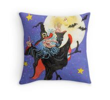 Mad Millie Moon Dance Throw Pillow