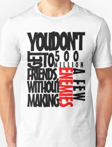 The Social Network T-Shirt