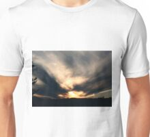 Evening Lightshow Unisex T-Shirt