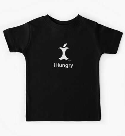 iHungry  Kids Tee