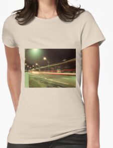 190 Bus Womens Fitted T-Shirt