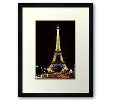 The Eiffel Tower Framed Print